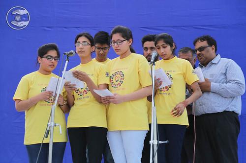 English devotional song by Nancy and Saathi from Mandi Gobindgarh, Punjab