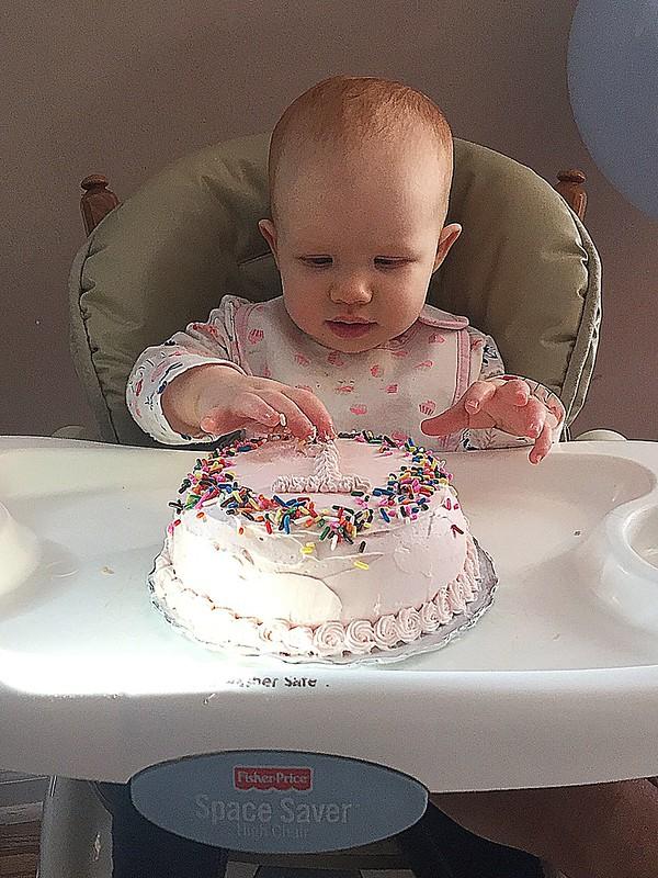Eating Cake 1