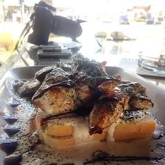 Food for photographer :-) Las Ramblas, Bar #lasramblas #bar #montenegro #friends #work #fun #sun #sea #food #rest #crnagora #sky #seaside #royal by www.zoranstevanovic.com