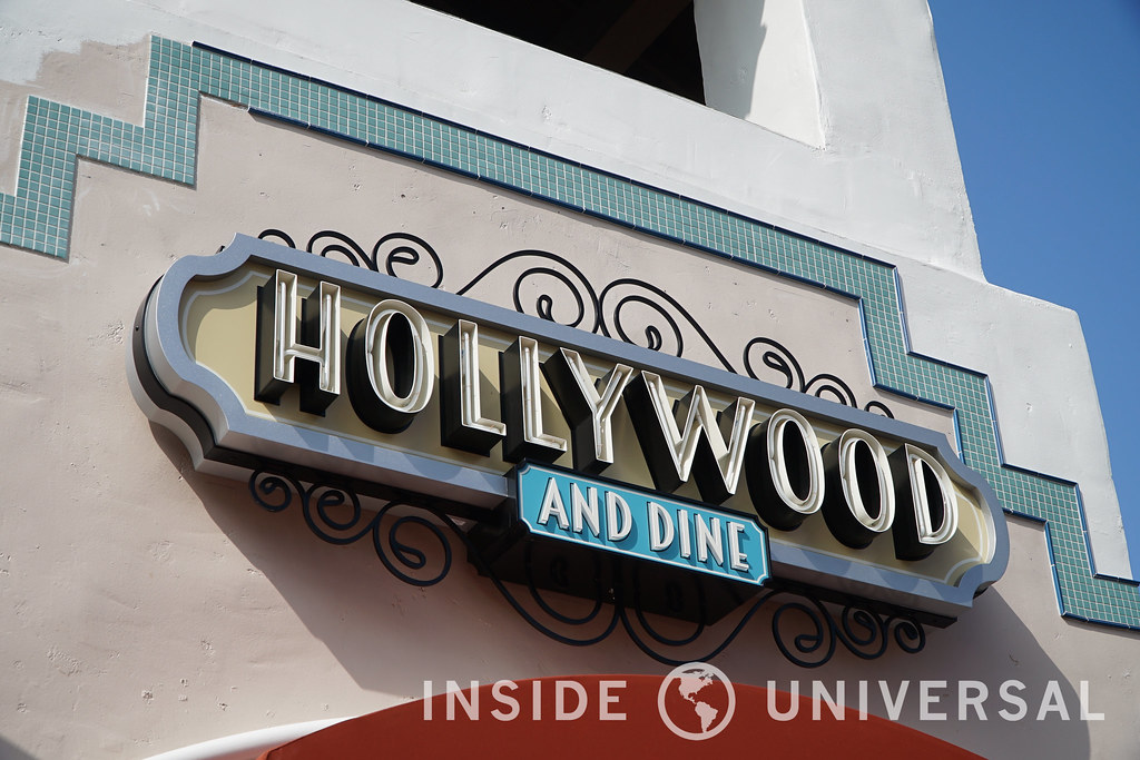 Photo Update: March 20, 2016 - Universal Studios Hollywood - Hollywood and Dine