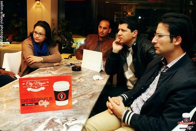 Entrepreneur Café@Tunis - 16ème Meeting