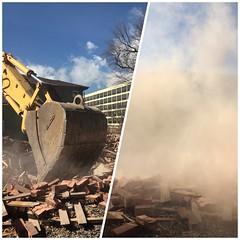 Denver demolition.