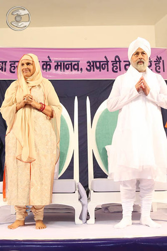 Arrival of Divine Couple on the dais