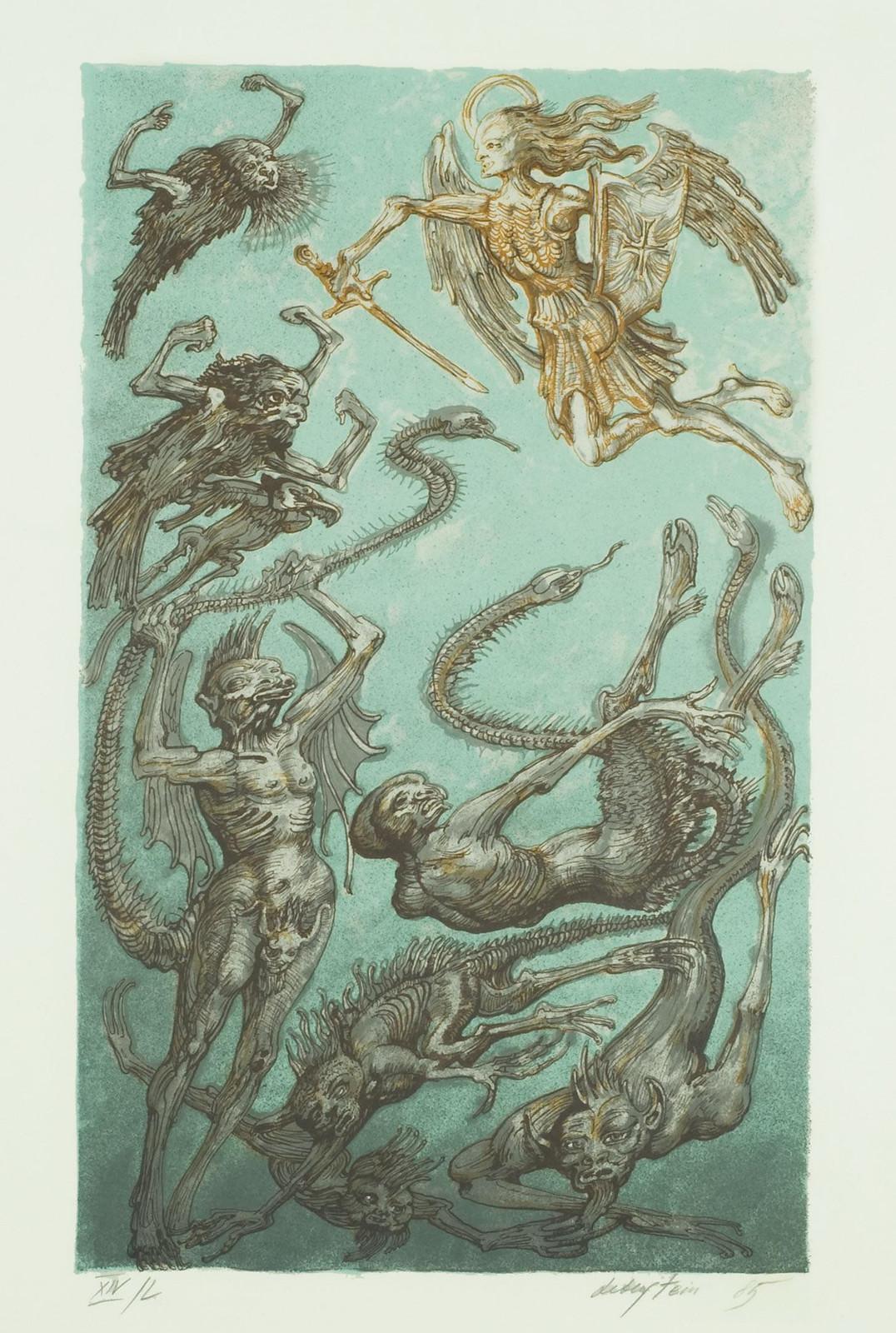 Jan Lebenstein - Apocalypse , 1985