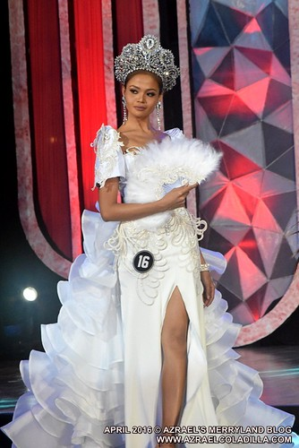 Bb. Pilipinas 2016 - fashion show competition