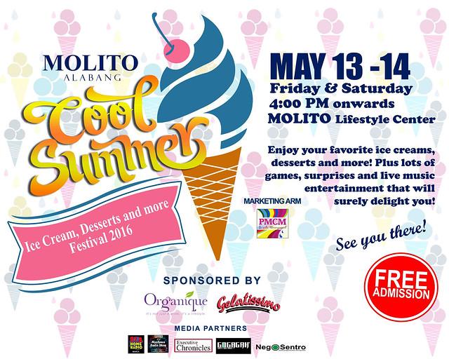Cool Summer FEST POSTER