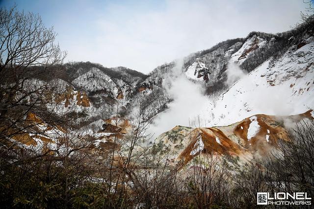 Photo:Winter in Hokkaido(Noboribetsu) - 71 By LIONEL-ARTS