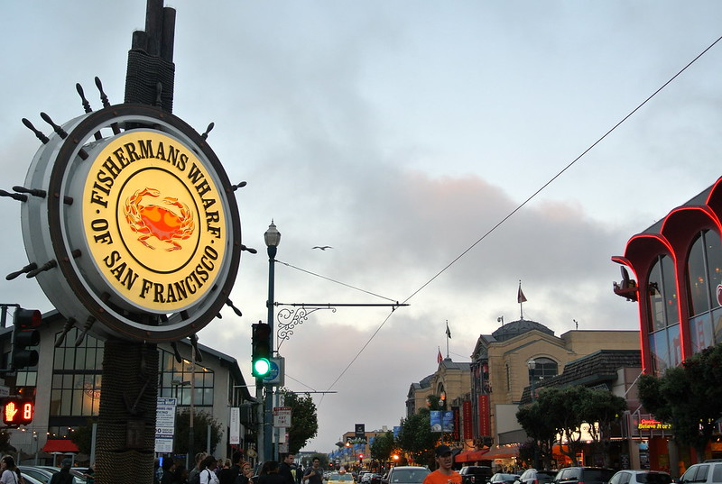 Fisherman's Wharf San Francisco #JFashionblog