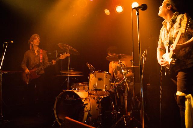 地味メタボリX live at Club Mission's, Tokyo, 30 Apr 2016 DSC00250-2