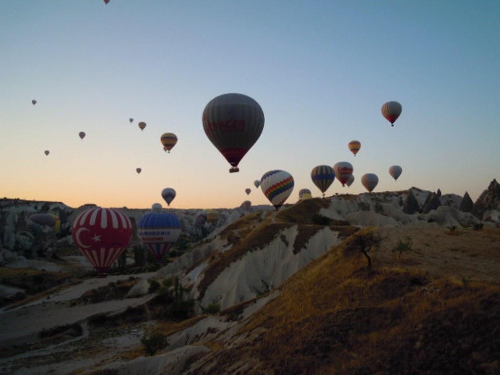 卡巴多奇亞熱氣球-22