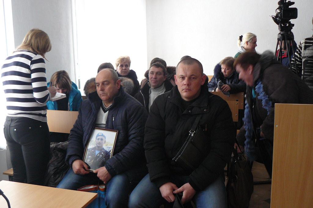 «Сын погиб, и за это никто не ответит» - в Павлограде продолжается суд над генералом Назаровым (ФОТО) (фото) - фото 2
