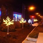 Am 11.12 wurde die weihnachtliche Festbeleutung in Betrieb genommen