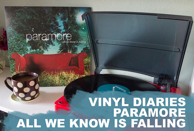 Paramore - All We Know Is Falling on vinyl