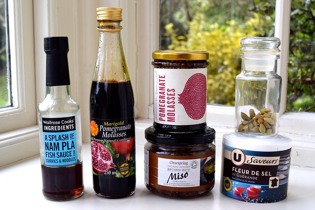 My 5 (Alternative) Storecupboard Staples | www.rachelphipps.com @rachelphipps
