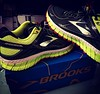 On the #road again [TKS @brooksrunning @BrooksRunningIT ] #senzatimore #run #runner #running #corsa