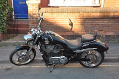 Custom Bike In Mill Road