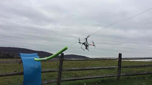Kite vs. Drone