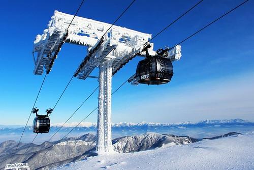 Jednodenní skipas do lyžařského areálu JASNÁ - CHOPOK se slevou 29 % pouze s kartou GOPASS
