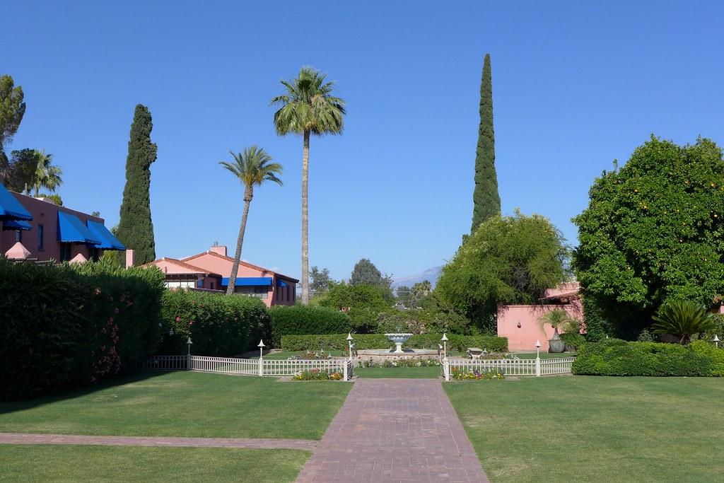 Arizona Inn Tuscon