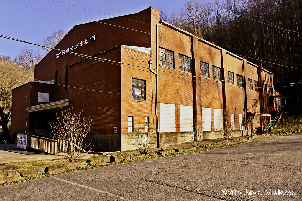 Wheelright Gym  -- Wheelright, KY
