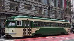 1006 San Francisco Municipal Railway 1948