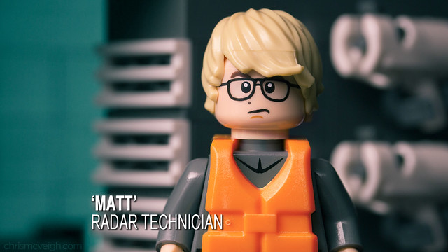 'Matt' - Radar Technician
