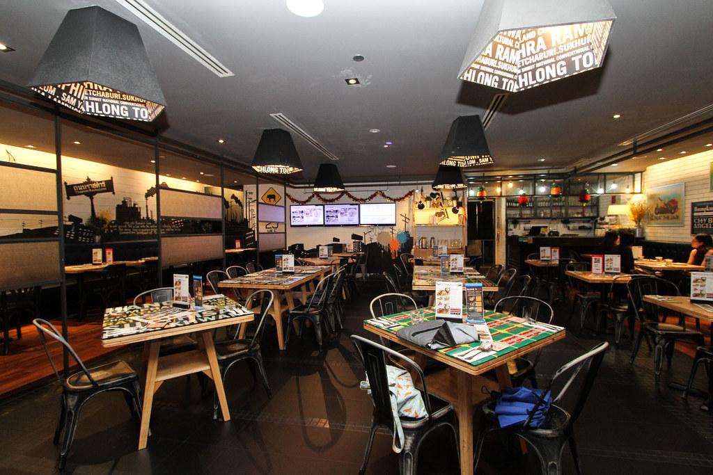 Wheelock Place: Bangkok Jam