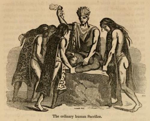 Aztecs - Ordinary Human Sacrifice