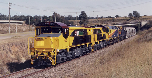 42306 + 42305 + 42206 + L271. QRN EARLY DAYS OF HUNTER VALLEY COAL OPERATIONS.
