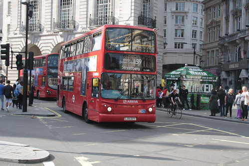Arriva London South VLA148 LJ55BTY
