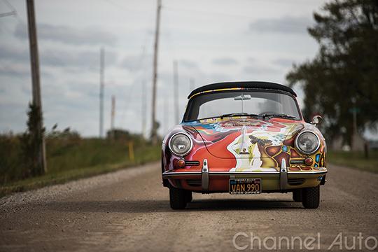 1964 Porsche 356 C 1600 SC Cabriolet6