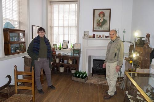 Pelham Lyles and Ed Gates