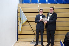 Sat, 11/14/2015 - 22:44 - Wantage Air Cadets, squadron dining-in night November 2015.