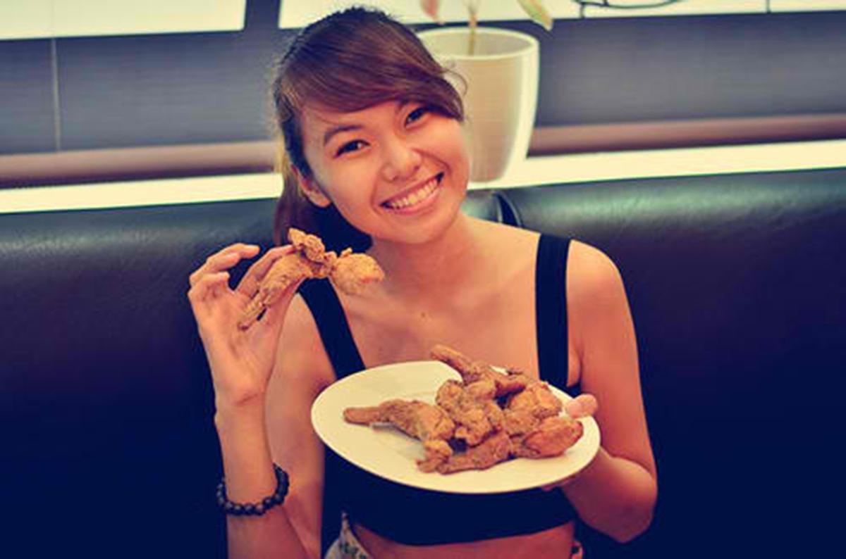 Trice Nagusara Crave Burger 08