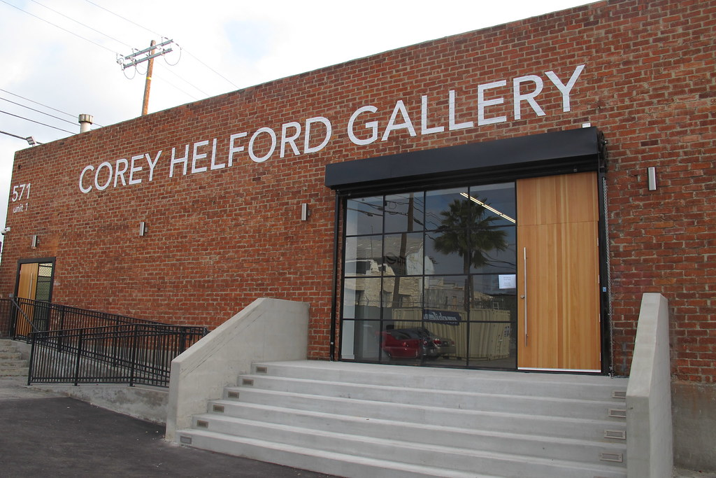 Corey Helford Gallery downtown