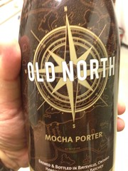Beersperiment: Old North Mocha Porter (Baysville, On) @halyma: 4* me: 2* (eww coffee)
