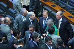 02 02 2016 - Abertura da Sessão com a presidente Dilma
