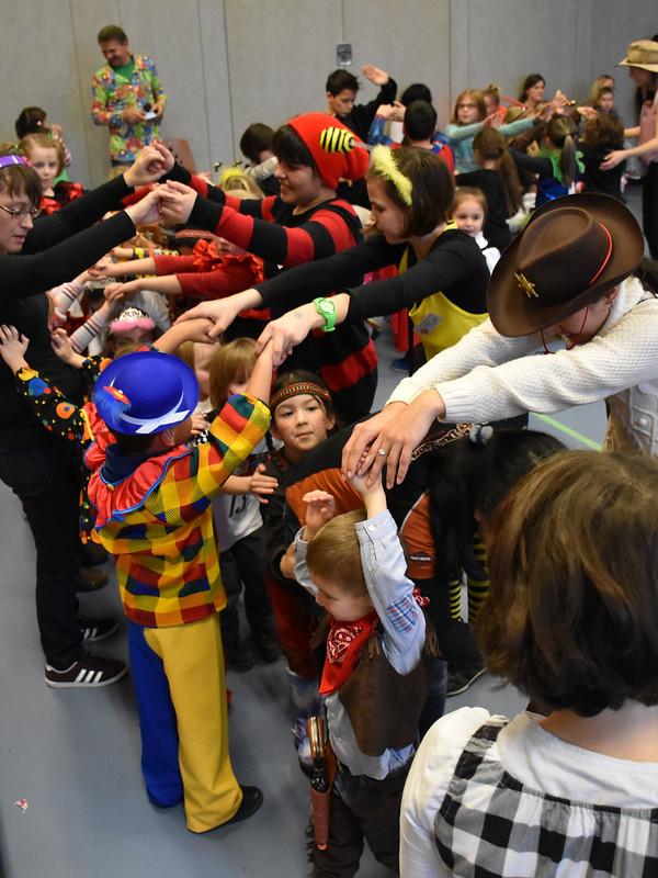 TVO Kinderfasching 2016