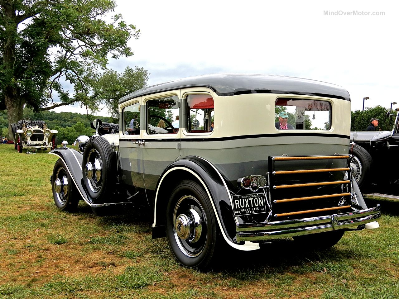Ruxton at Radnor Hunt Concours 6
