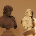 Small photo of Antinoos and Alexander the Great