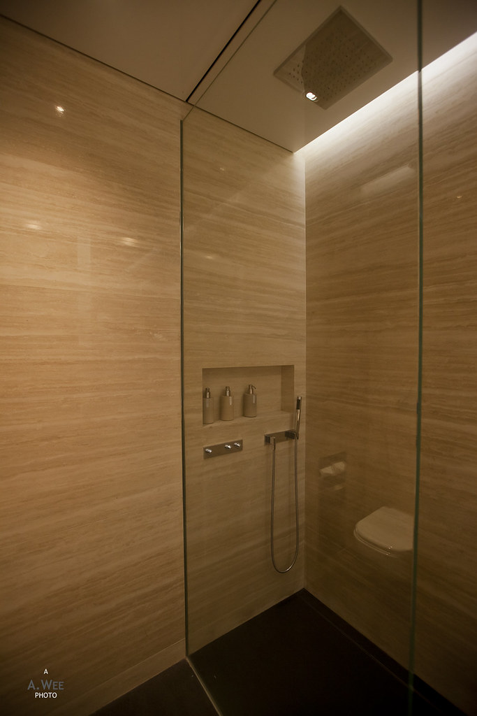 Rainshower cubicle