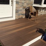 DuraLife Siesta Decking in Tropical Hardwood