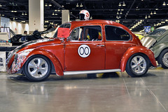 VW Beetle 2 door Sedan