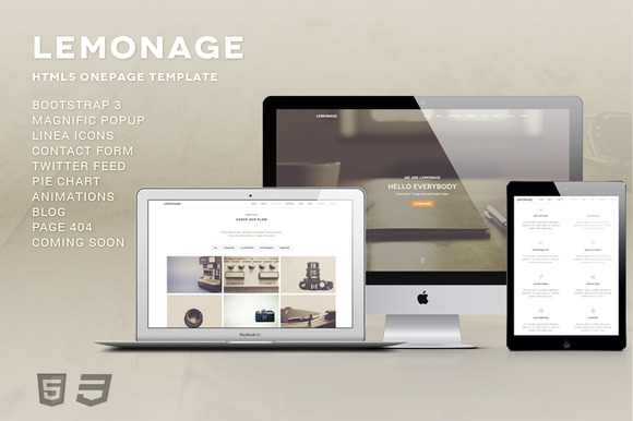 Creativemarket Lemonage v1.2