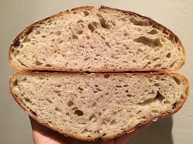 Semolina / Barley Porridge
