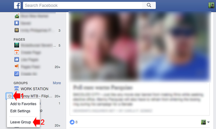 how to create group chat on facebook group