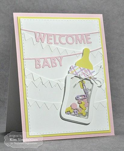 TE Baby Bottle Shaker