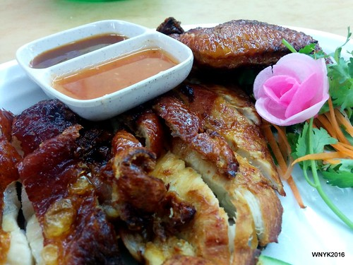 Crispy Skin Chicken