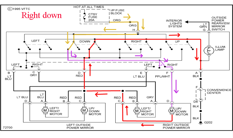 25269700231_9b2bb1e880_o gmt400 wiring diagram by year gmt400 tahoe \u2022 wiring diagrams j chevy tow mirror wiring diagram at bakdesigns.co