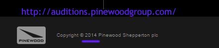 pinewoodStudiosAuditions